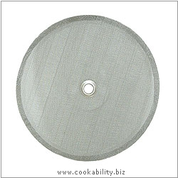 Bodum Cafetiere Gauze Filter. Original product image, © Cookability