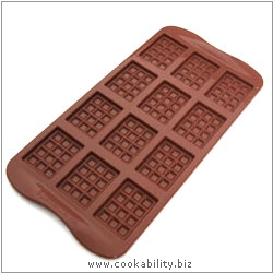 Easy Choc After Dinner Tablette Mould. Derived work from original images, © Indices Publications Ltd, used with permission.