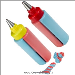 Tala Dual Icing Bottles. Original product image, © Cookability