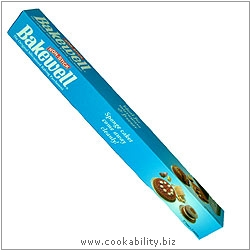 Baking Parchment Siliconised. Original product image, © Cookability