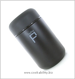 Foodpod Storm Food Flask. Original product image, © Cookability