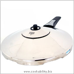 Duromatic Spares Lid Long Handle Complete. Original product image, © Cookability