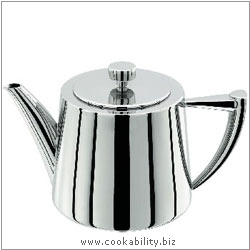 Art Deco Teapot. Derived work from original images, © Horwood Homewares Ltd, used with permission.