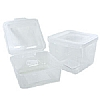 Cookability Square Hinged Container