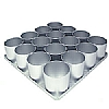 This category contains: Silver Anodised Round Cake Pan Loose Base, Silver Anodised Square Cake Pan, Bake 'n' Roast Round Cake Tin,