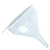 This category contains: Home made Jam Funnel, Kitchencraft Blackbird Pie Funnel, Eddingtons Stainless Steel Mini Funnel,