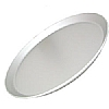 Silver Anodised Pizza Plate