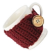 Cookability Katie Alice Mug with Knitted Jacket