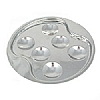 Cookability Snail Plate 6 Cup
