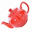 Brights Red Teapot