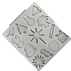 Xmas Cake Decorations Christmas Embelishments Mould