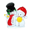 Xmas Cake Decorations Snowkids