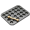 Bakeware 24 Hole Mini Muffin Tin