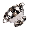 This category contains: Kitchencraft Colander, Kitchencraft Conical Strainer, Kitchencraft Mini Novelty Colander,