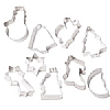 Kitchencraft Christmas Cookie Cutter Set