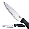 This category contains: L'Unique Stainless Cooks Knife, Colori 1 Chefs Knife Green, Colori 1 Cooks Knife Fuchsia,