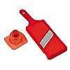 Cooks' Tools Quick Slice Mandoline Red