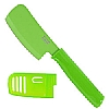 Colori 1 Green Mini Cleaver Prep Knife
