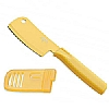 Colori 1 Yellow Mini Cleaver Prep Knife