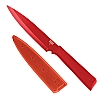 Colori Plus Red Serrated Utility Knife
