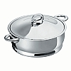 This category contains: Durotherm Chrome Braising Pan, Durotherm Inox Braising Pan,