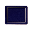 Melamine Coasters Blue