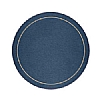 Melamine Tablemat Round Blue