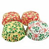 Foilcraft Xmas Muffin Cases