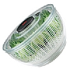 This category contains: Cooks' Tools Large Ratchet Salad Spinner,