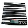 Typhoon Electronic Scales 5kg Black Stripe